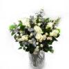 Bouquet white flowers