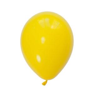 Μπαλόνι κίτρινο