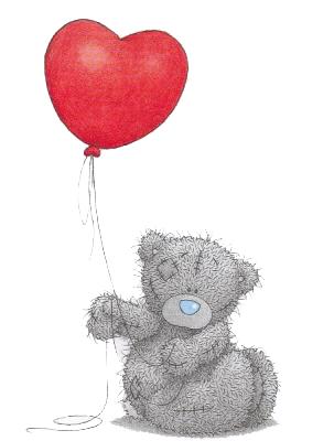Αρκουδάκι με καρδιά