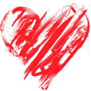 Καρδιά κόκκινη