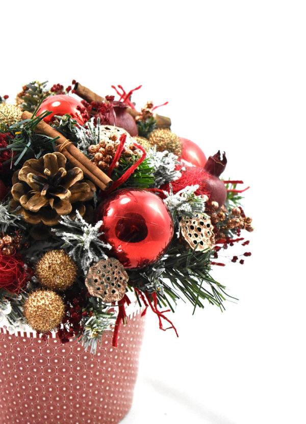 Χριστουγεννιάτικη σύνθεση