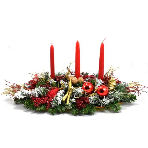 Χριστουγεννιάτικη γόνδολα