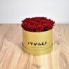 Forever red roses box