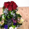 Σύνθεση κόκκινα τριαντάφυλλα